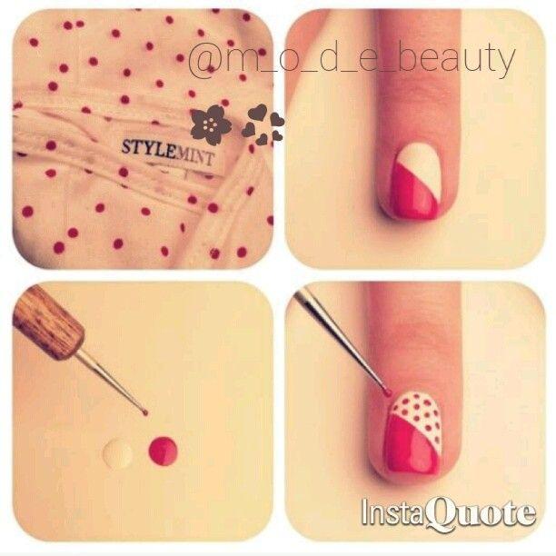 Tuto nail art - Nail art debutant ...
